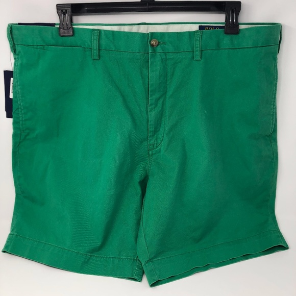 386fbc0be106 Polo Ralph Lauren Classic-Fit Flat-Front Shorts